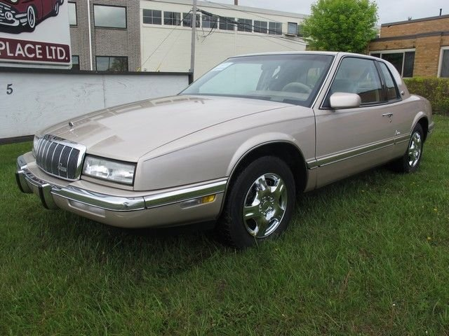 1991 buick riviera luxury