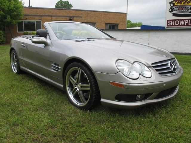 2005 mercedes benz sl600 sl