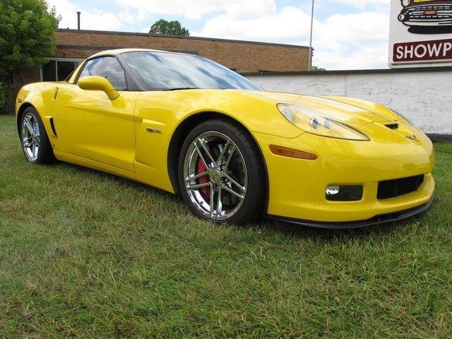 2009 chevrolet corvette z06