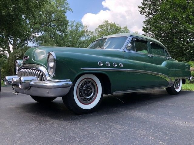 1953 buick roadmaster base