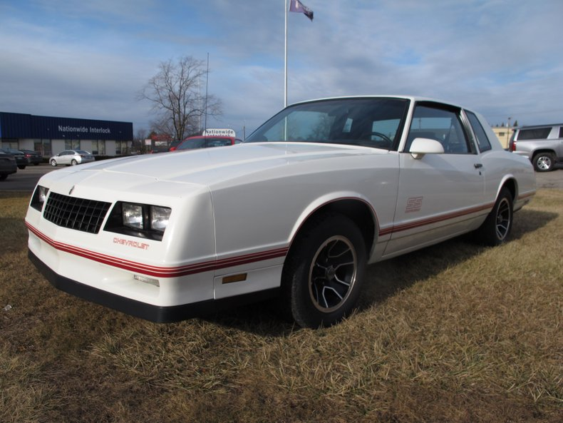 1988 Chevrolet Monte Carlo For Sale