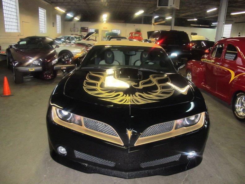 2011 Pontiac Trans-AM Conversion