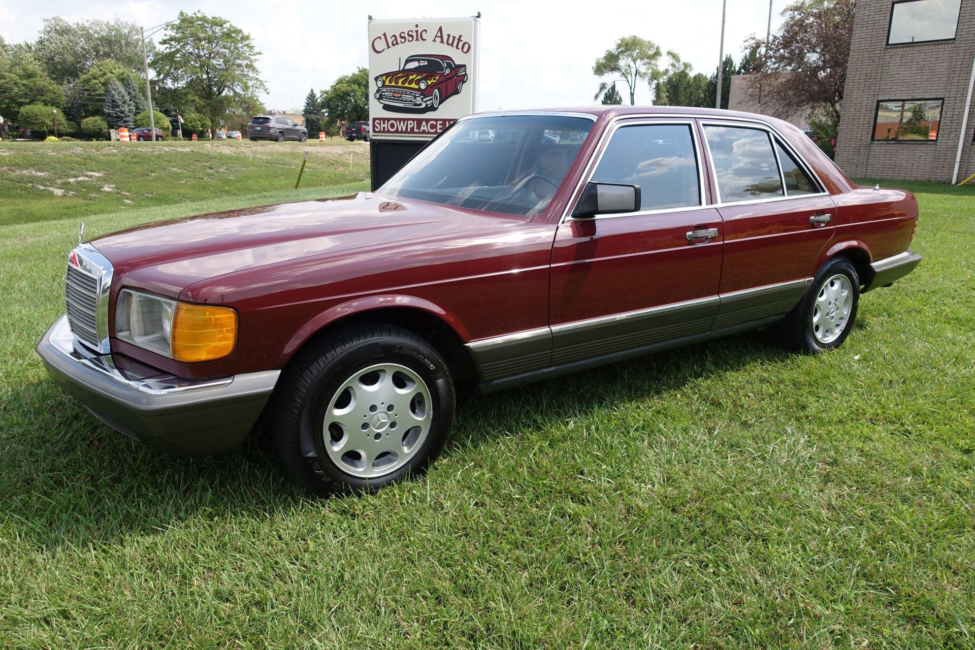 1983 mercedes benz 300