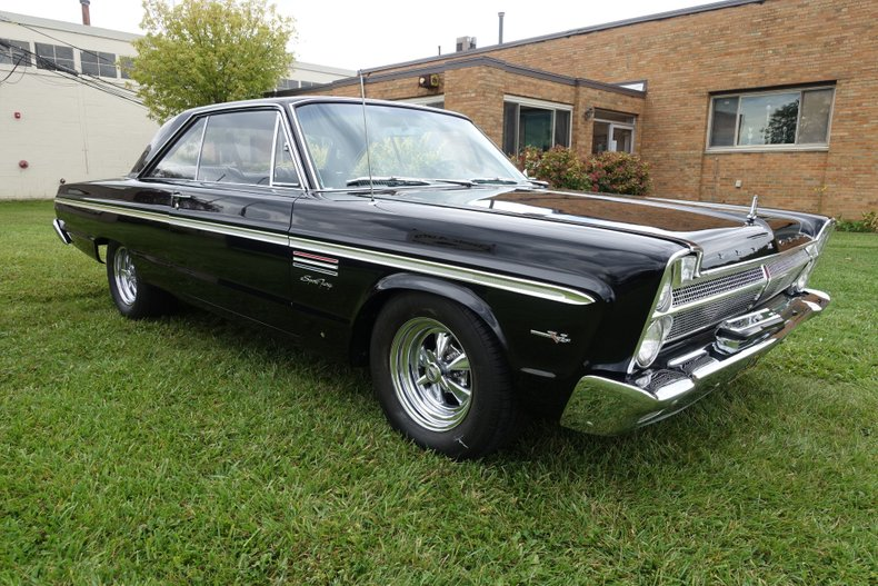 1965 Plymouth Fury