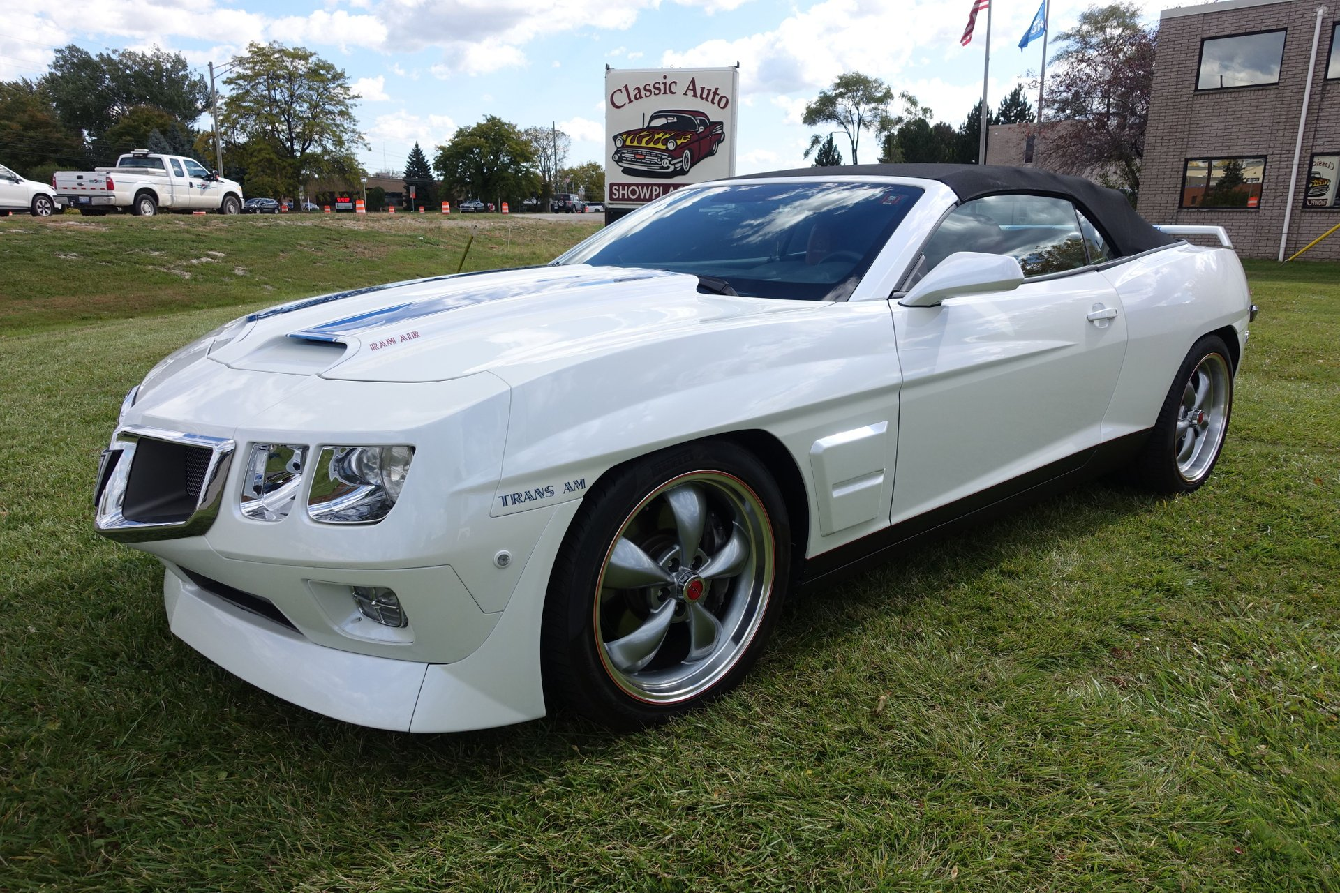 2011 pontiac trans am conversion