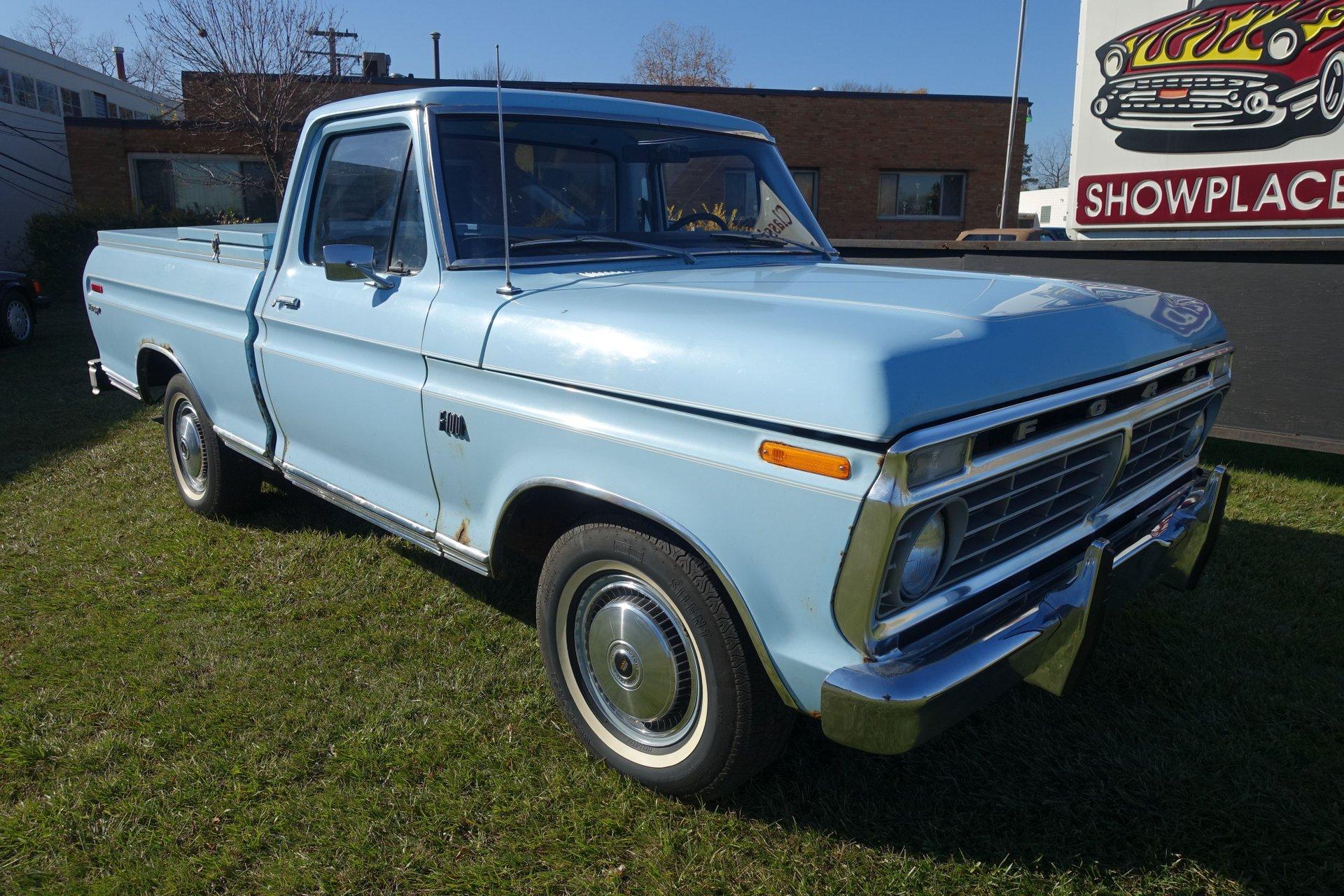 1974 ford ranger