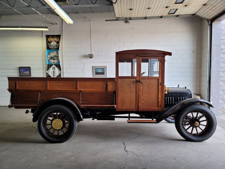 1916 GMC Stake