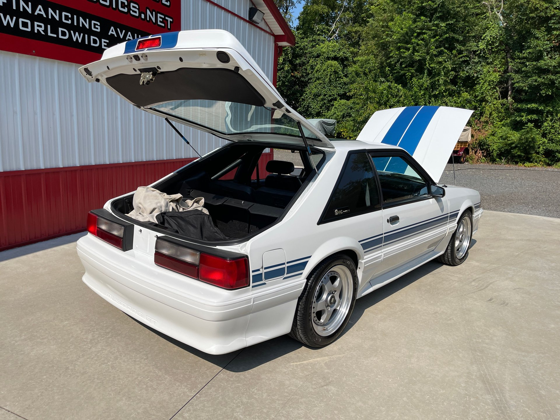 1992 Ford Mustang