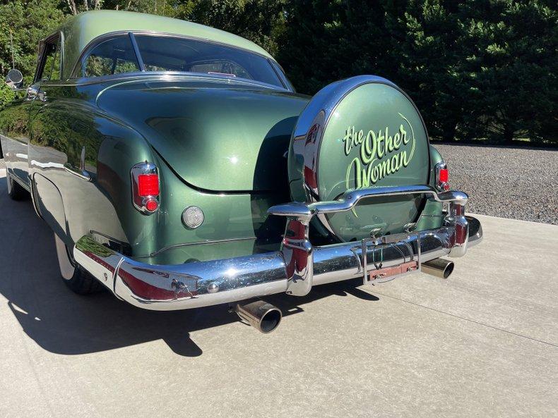 1951 Chevrolet Deluxe