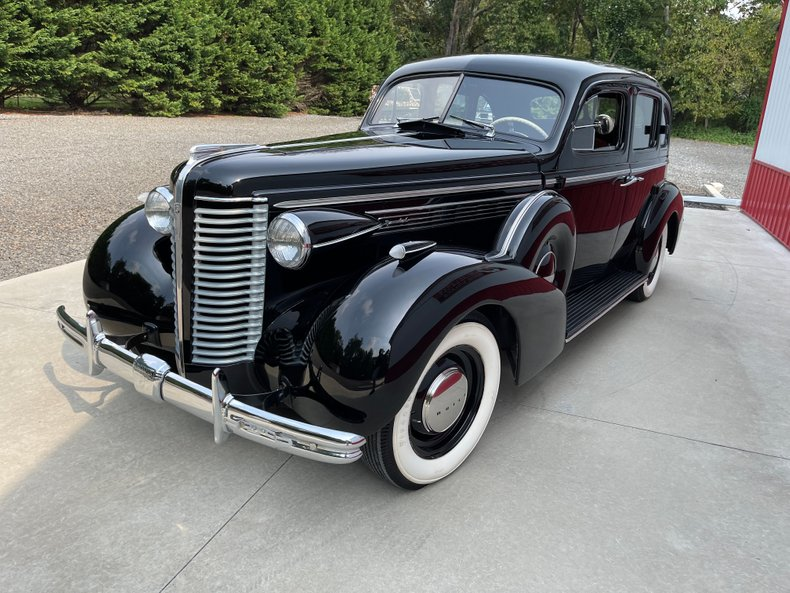 1938 Buick Special