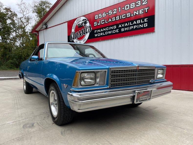 1978 Chevrolet El Camino