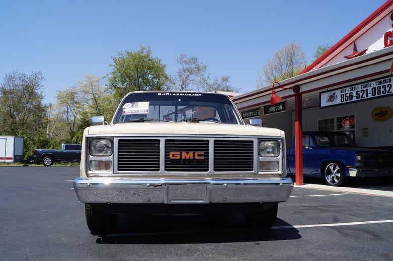 1985 GMC Sierra