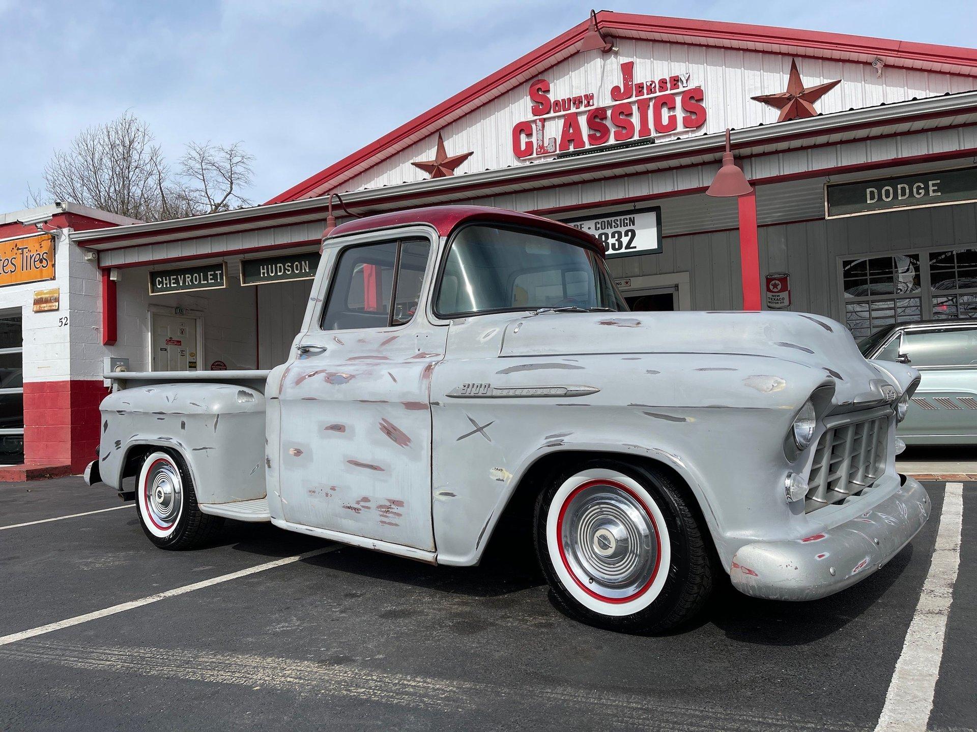 1956 chevrolet 3100 ls resto mod