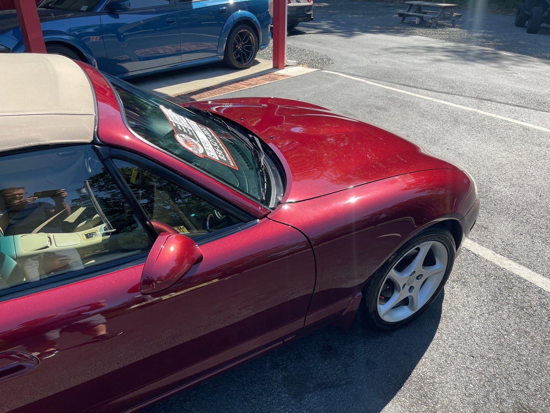 2003 Mazda Miata