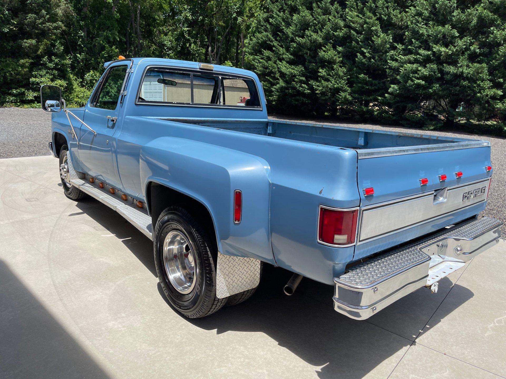 1986 Chevrolet C30