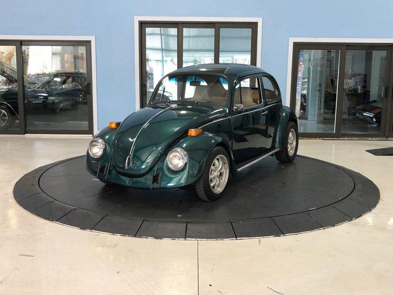 1972 Volkswagen Bug