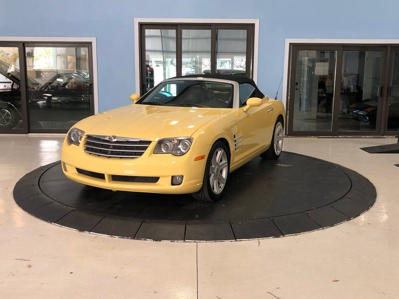 2005 Chrysler Convertible