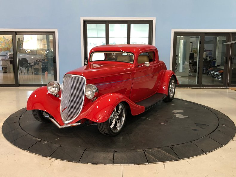 1933 Ford 3 Window Coup