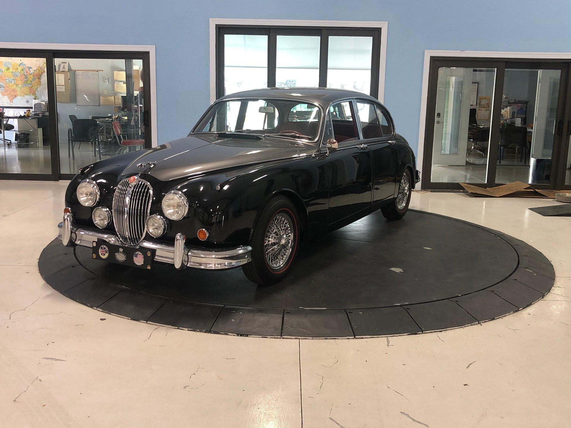 1962 jaguar mk 2