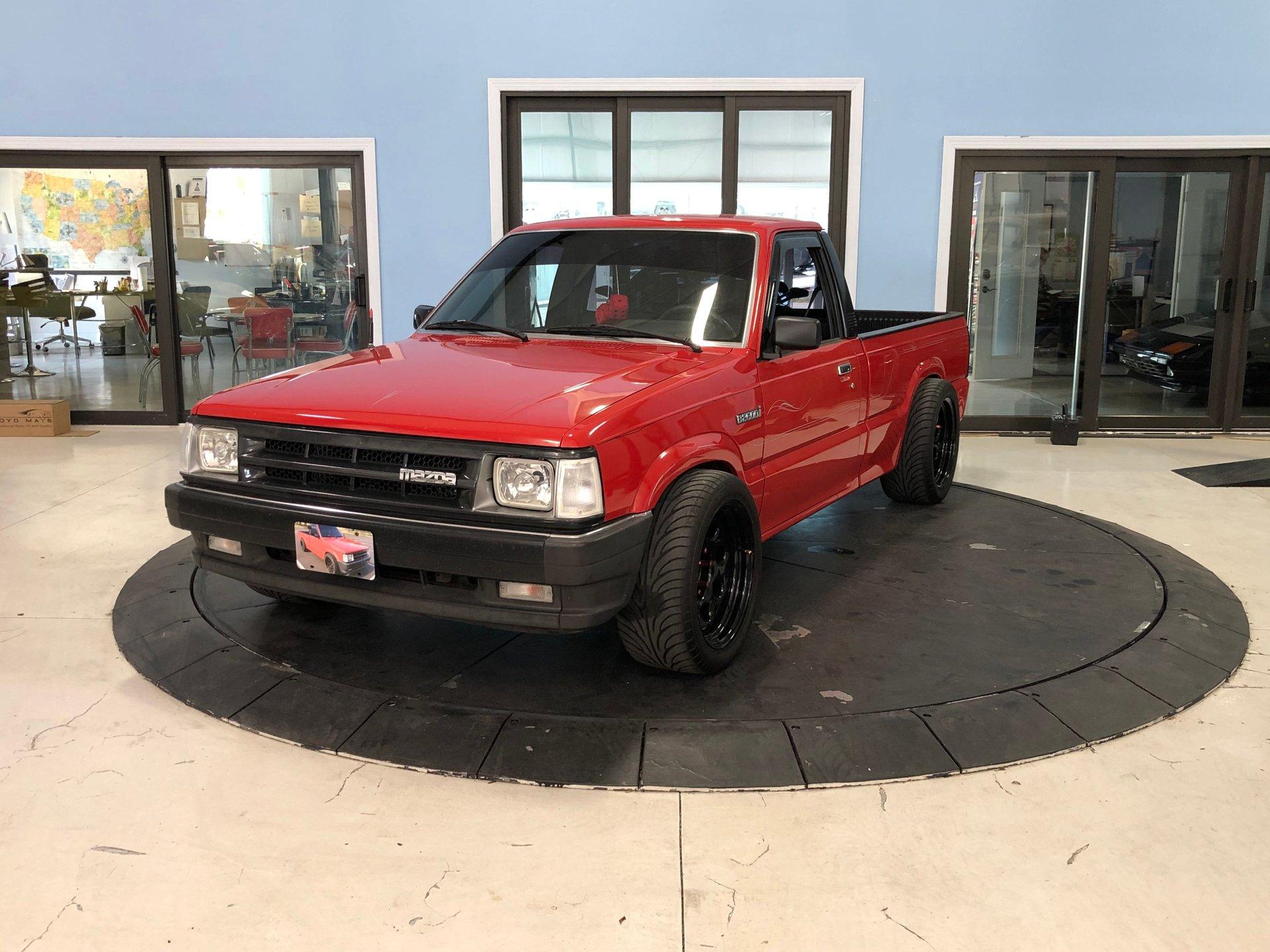 1990 mazda pickup b2600i