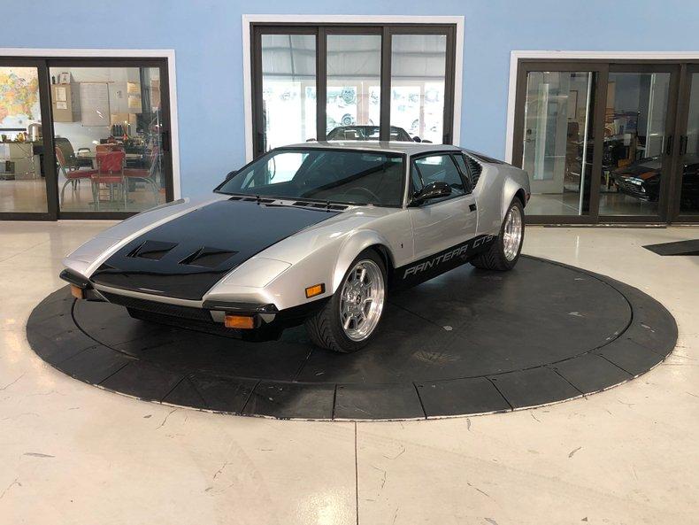 1974 Detomaso Pantara GTS