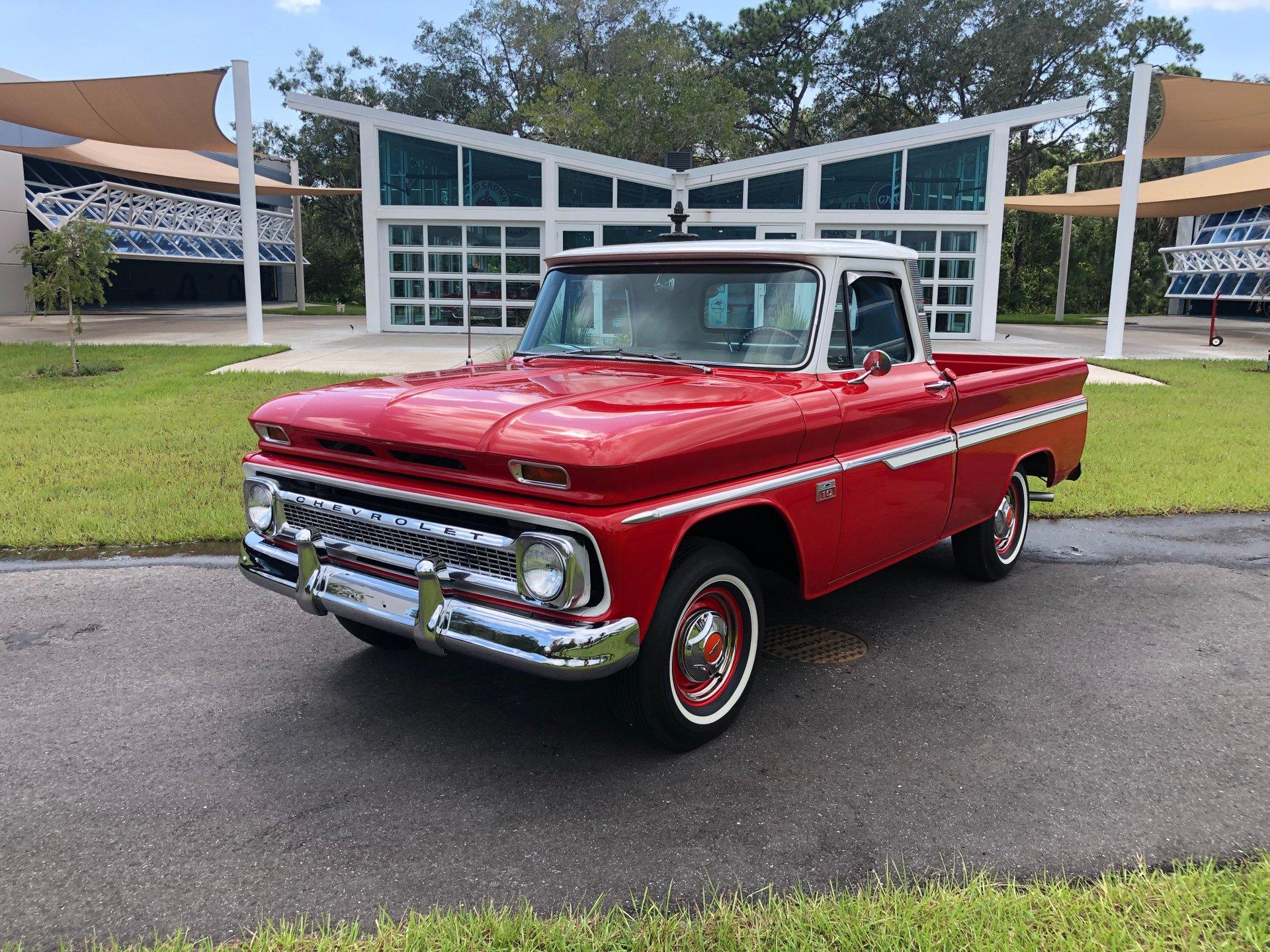 1966 chevrolet 1 1 2 ton pickup