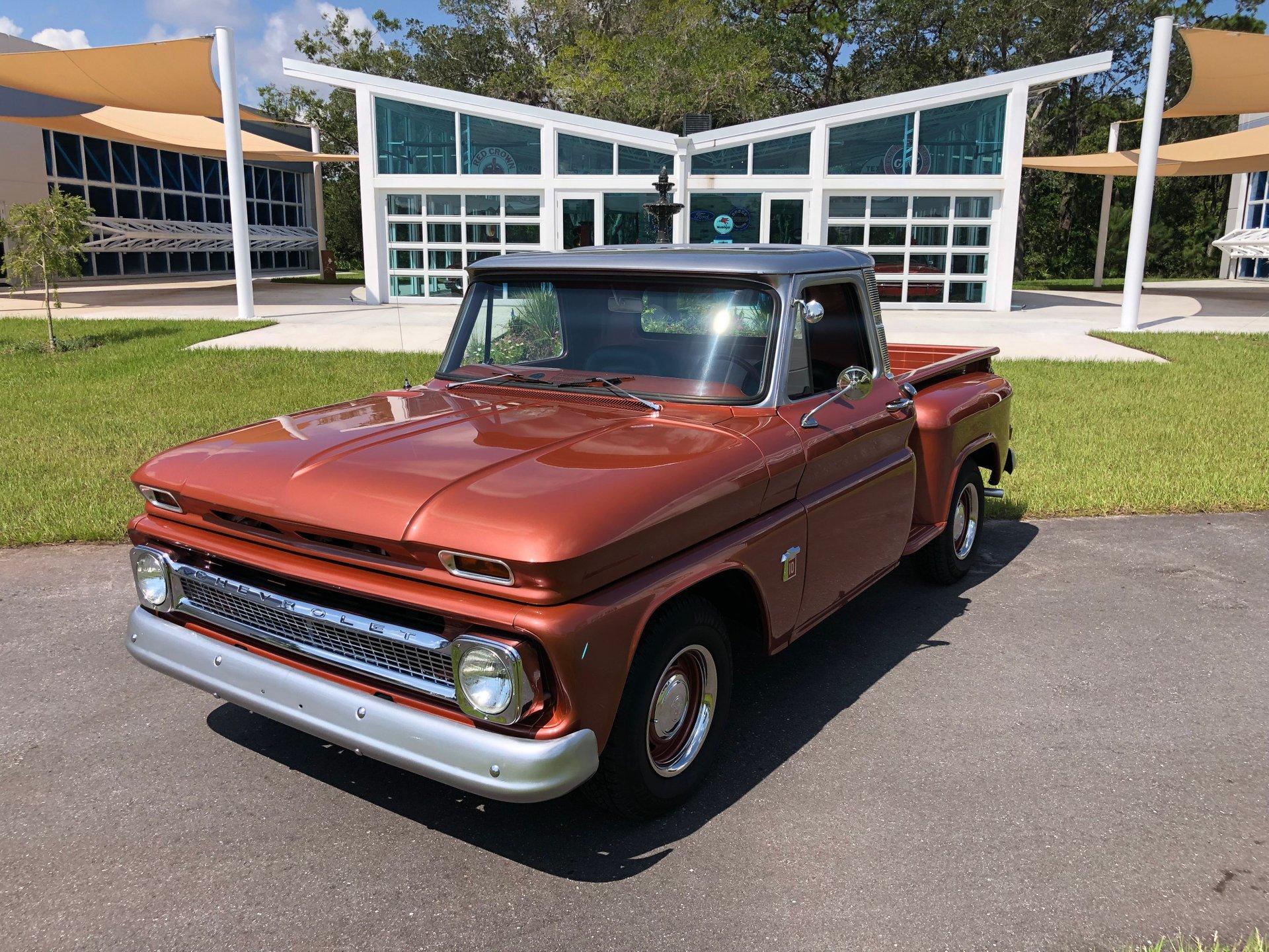 1964 chevrolet 1 2 ton pickup