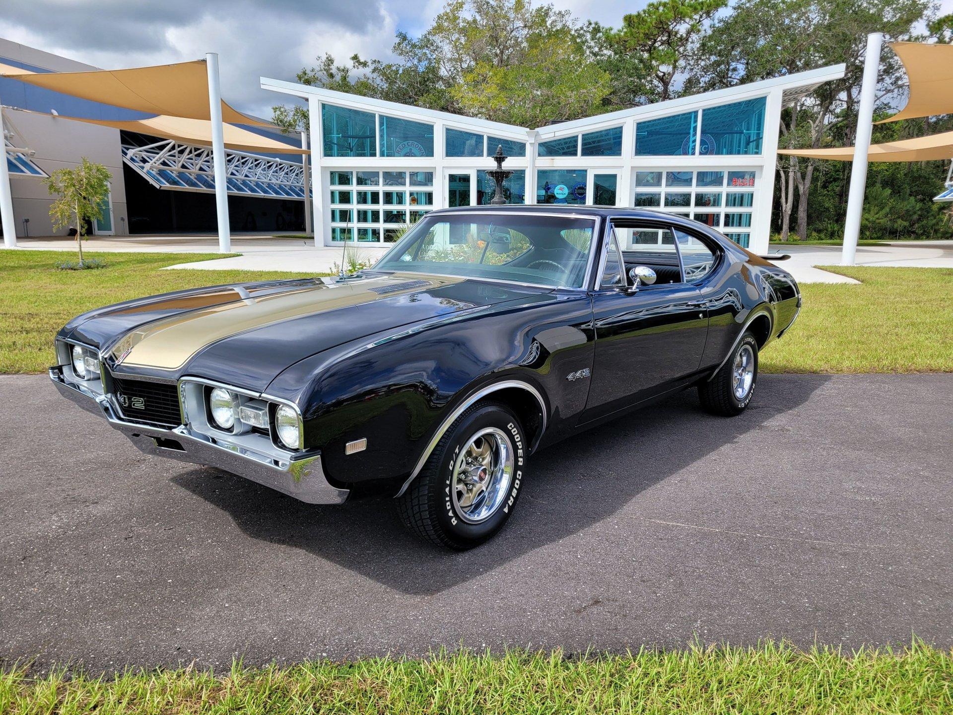 1968 oldsmobile 442 tribute