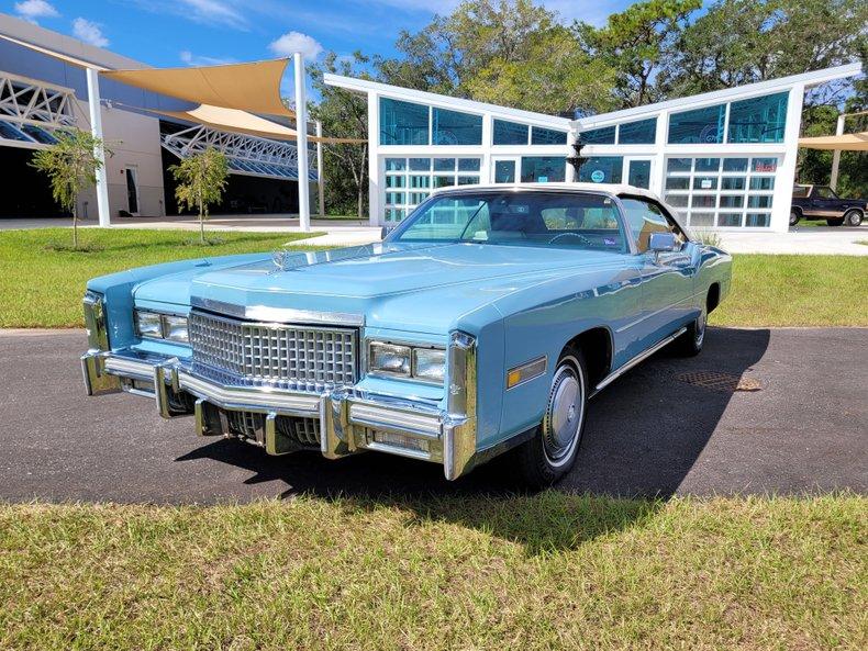 1975 Cadillac Eldo Conv