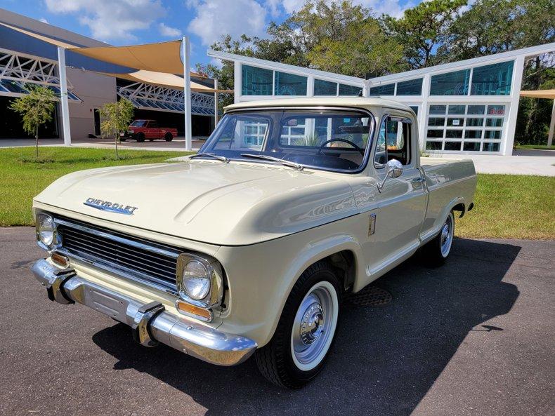 1972 Chevrolet Chevrolet Built In Brazil