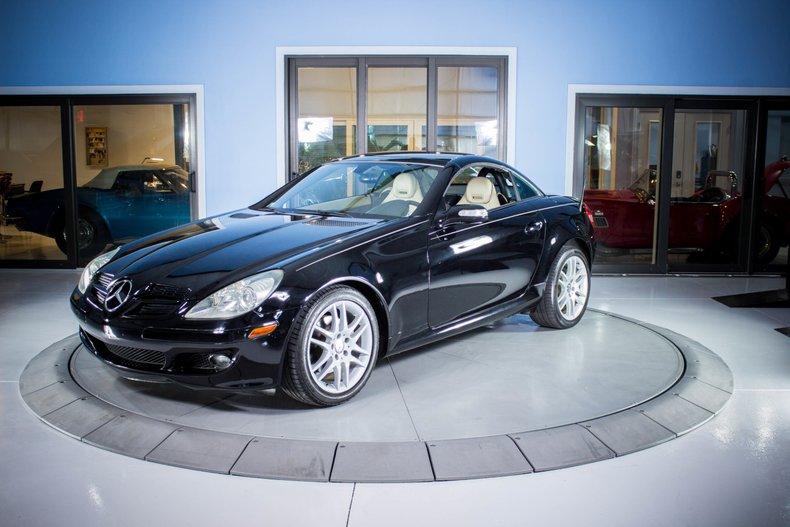 2008 Mercedes Benz SLK 280 Convertible For Sale