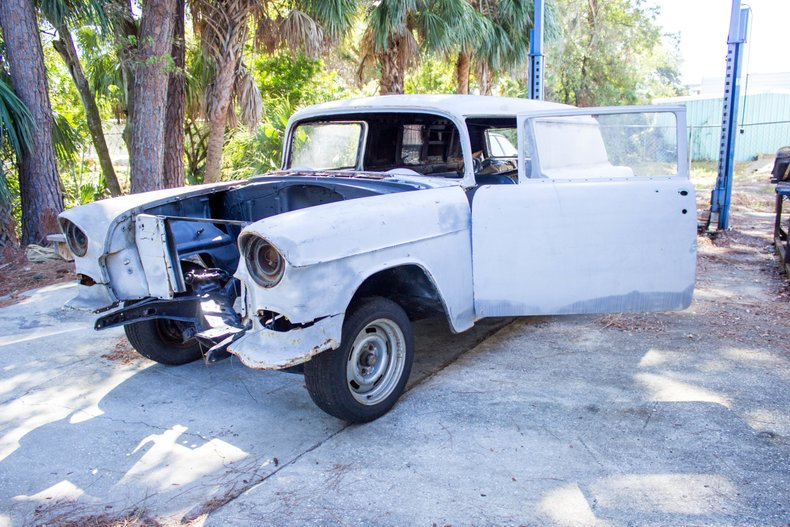 1955 Chevrolet Panel Delivery