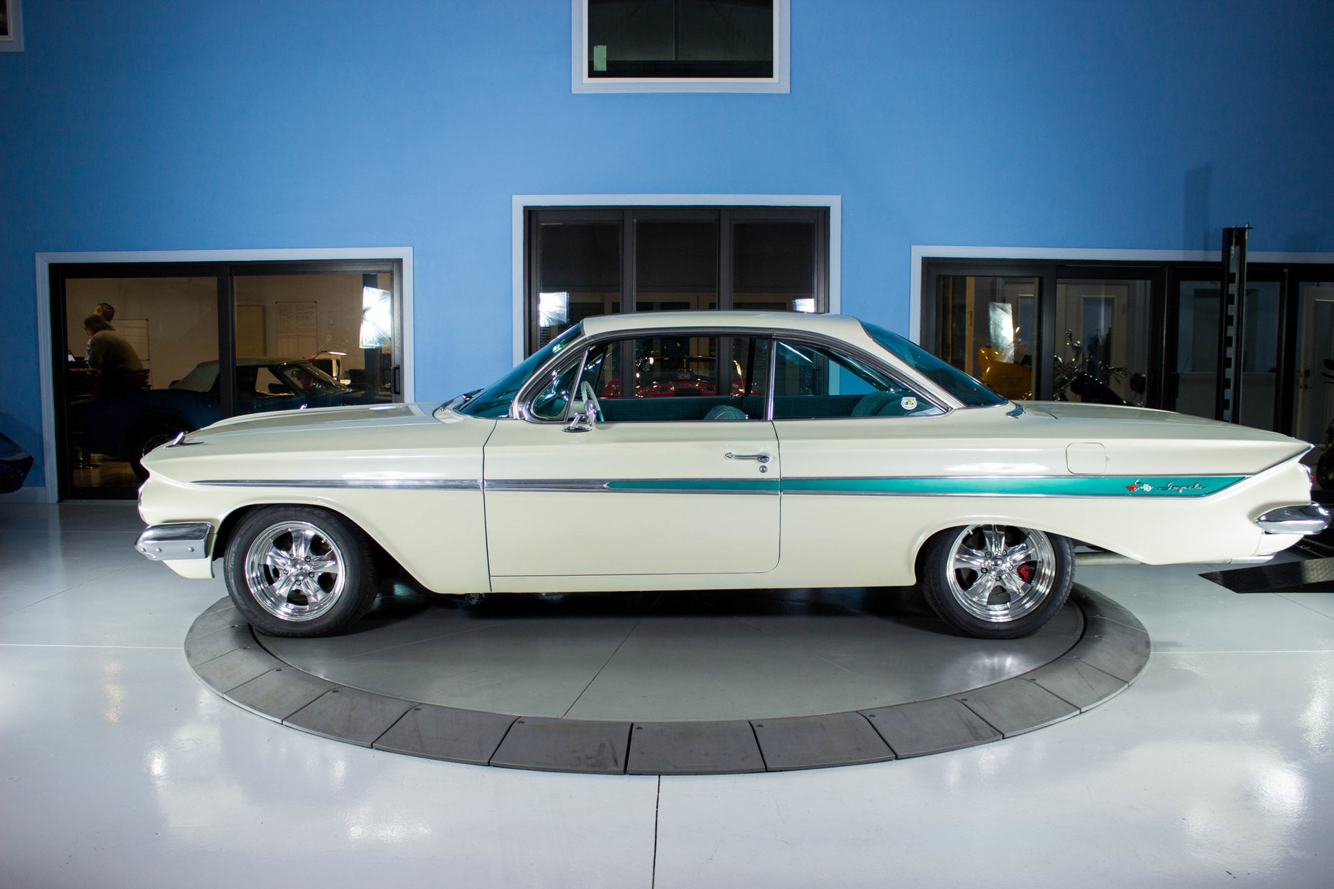 1960 Chevy Impala Bubble Top Custom
