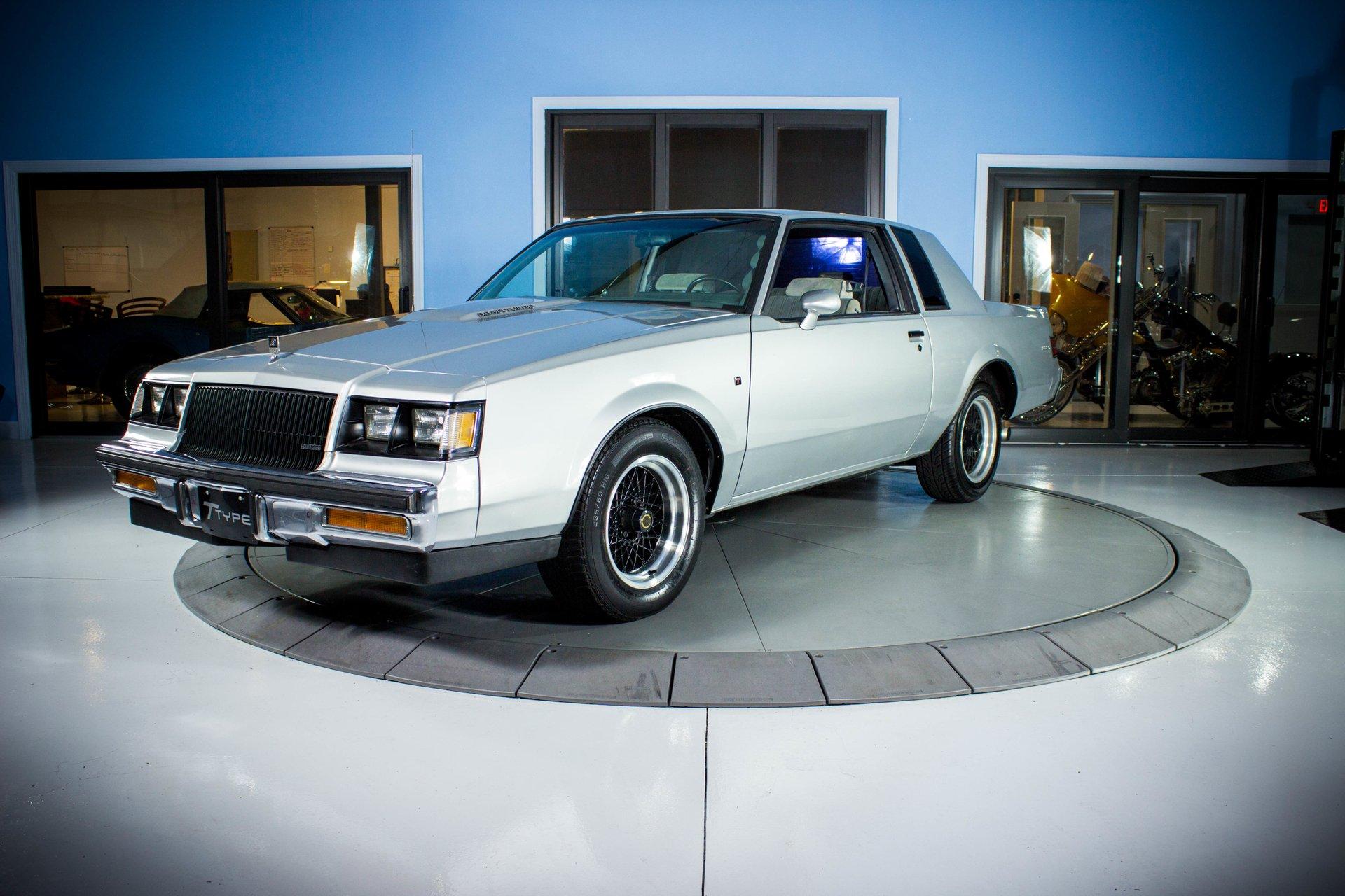 1987 buick t type clone