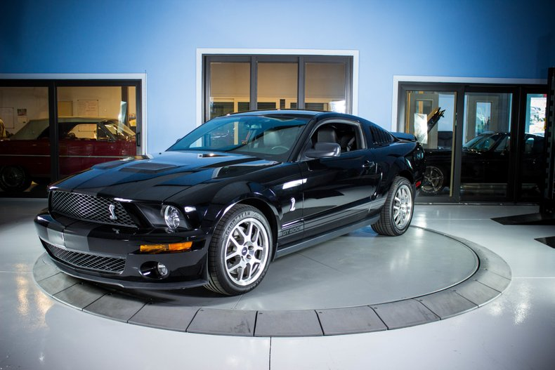 2009 Ford GT 500