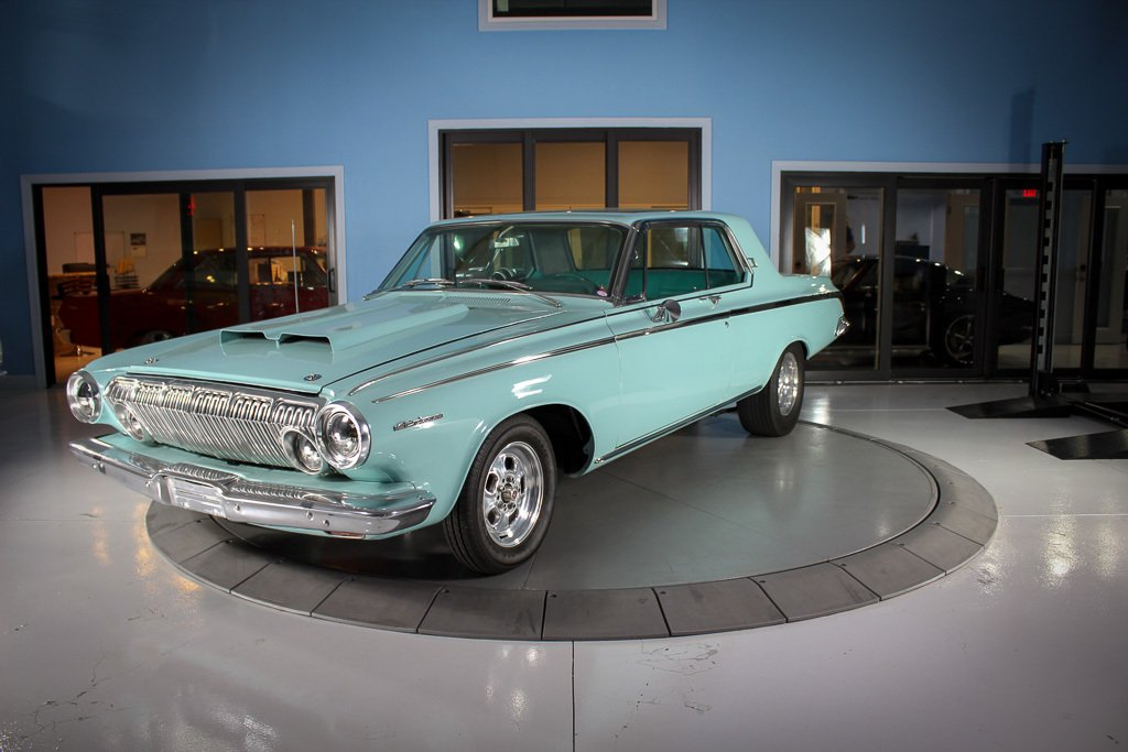 1963 dodge polara super stock tribute