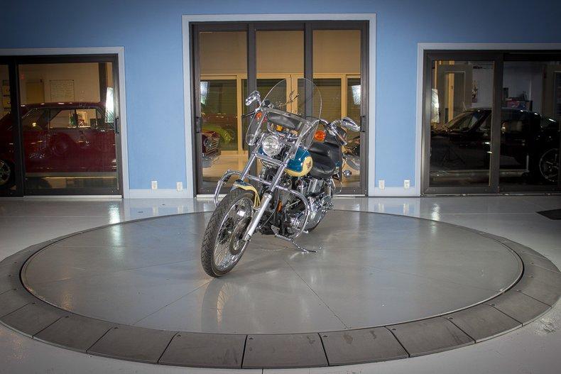 1998 Harley Davidson Dyna Wide Glide