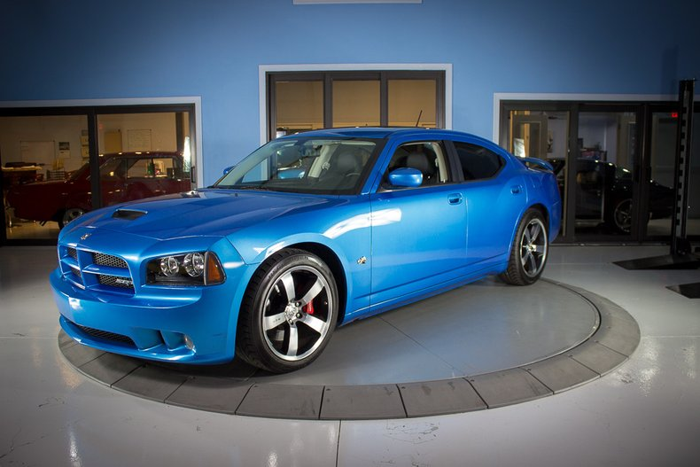 2008 dodge charger srt8 superbee for sale 86735 mcg. Black Bedroom Furniture Sets. Home Design Ideas