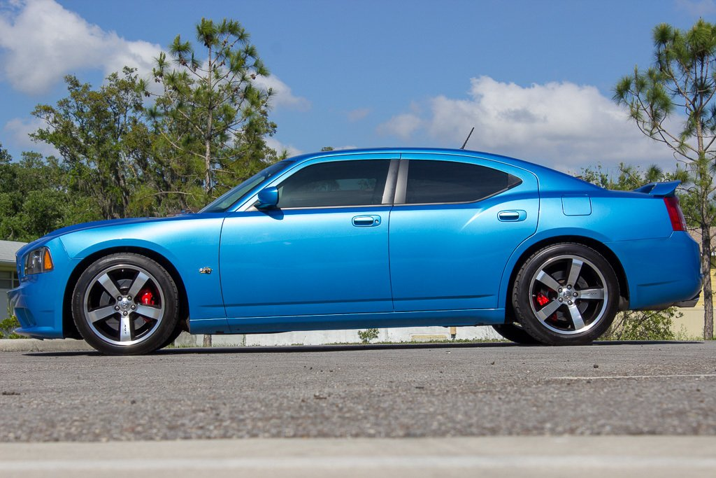 charger srt8 super bee 2008