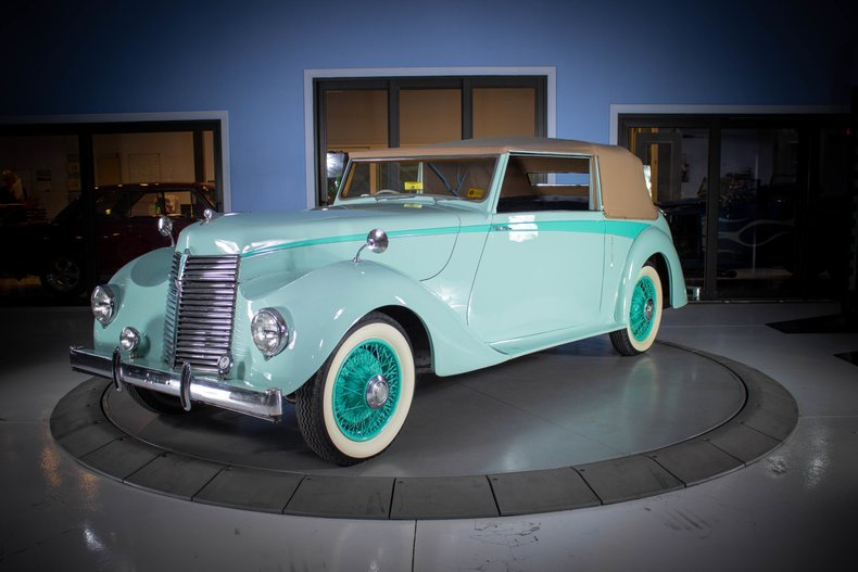 1947 Armstrong-Siddeley Hurricane For Sale