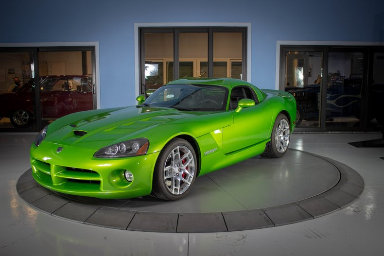 2008 Dodge Viper For Sale