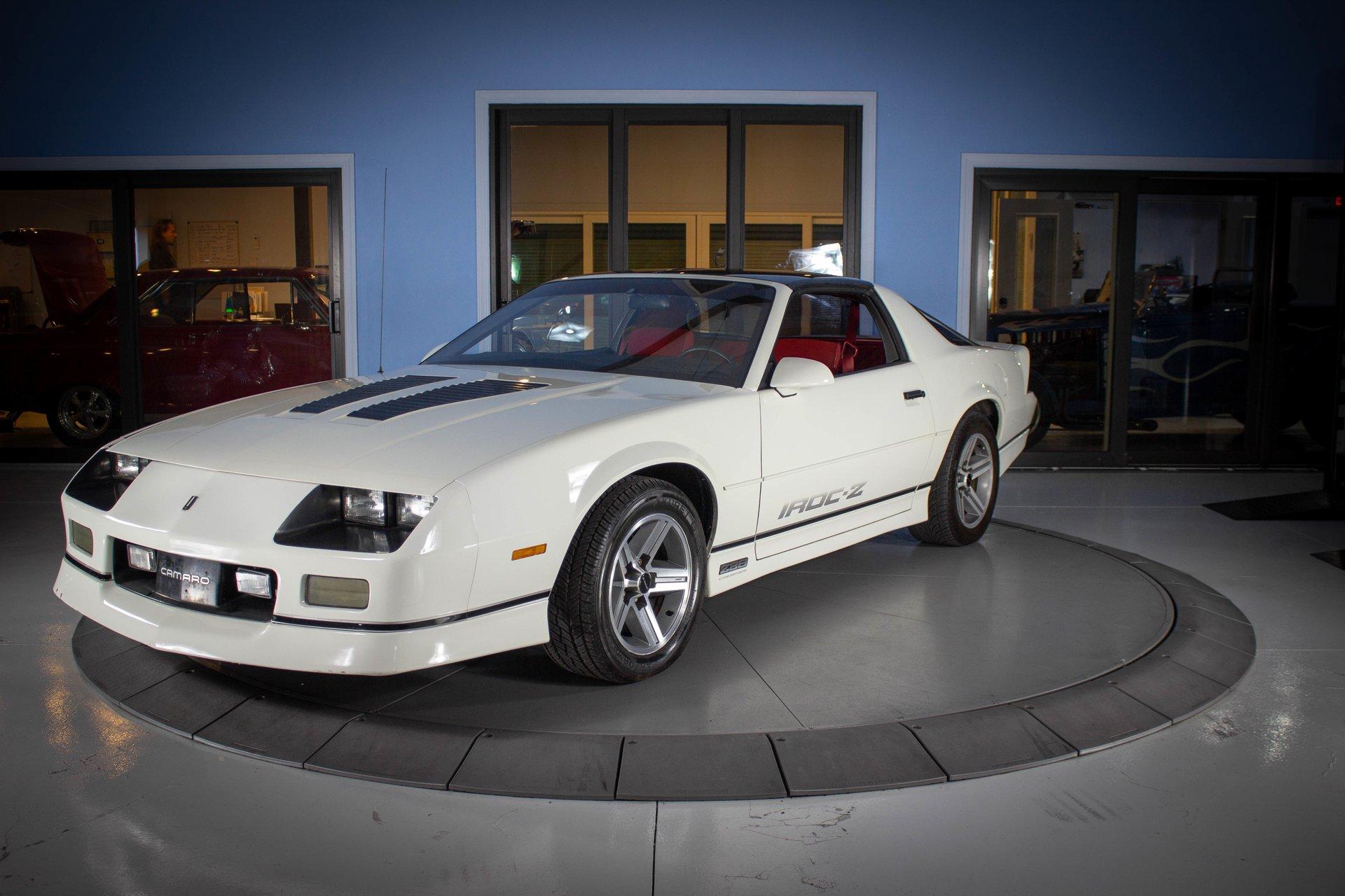 1987 chevrolet camaro z28