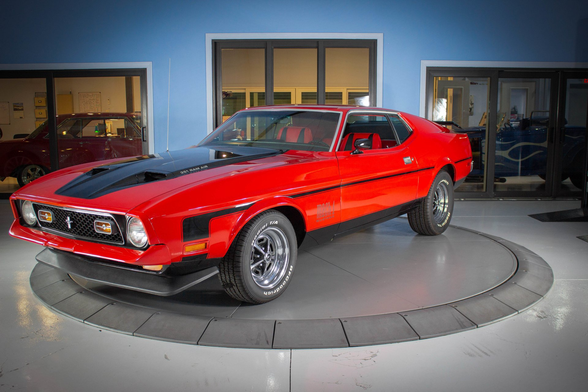 1972 Ford Mustang Classic Cars Used Cars For Sale In Tampa Fl