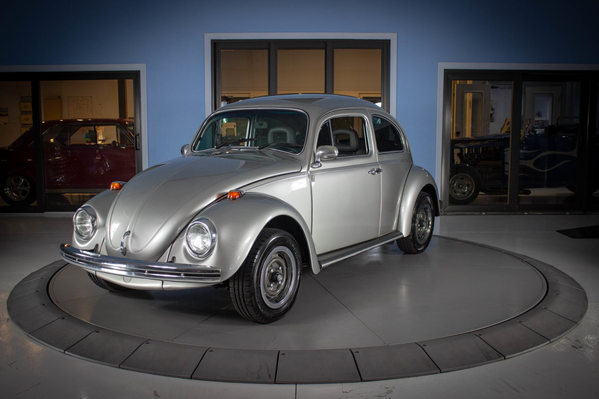 1974 Volkswagen Beetle Classic Cars Used Cars For Sale In Tampa Fl