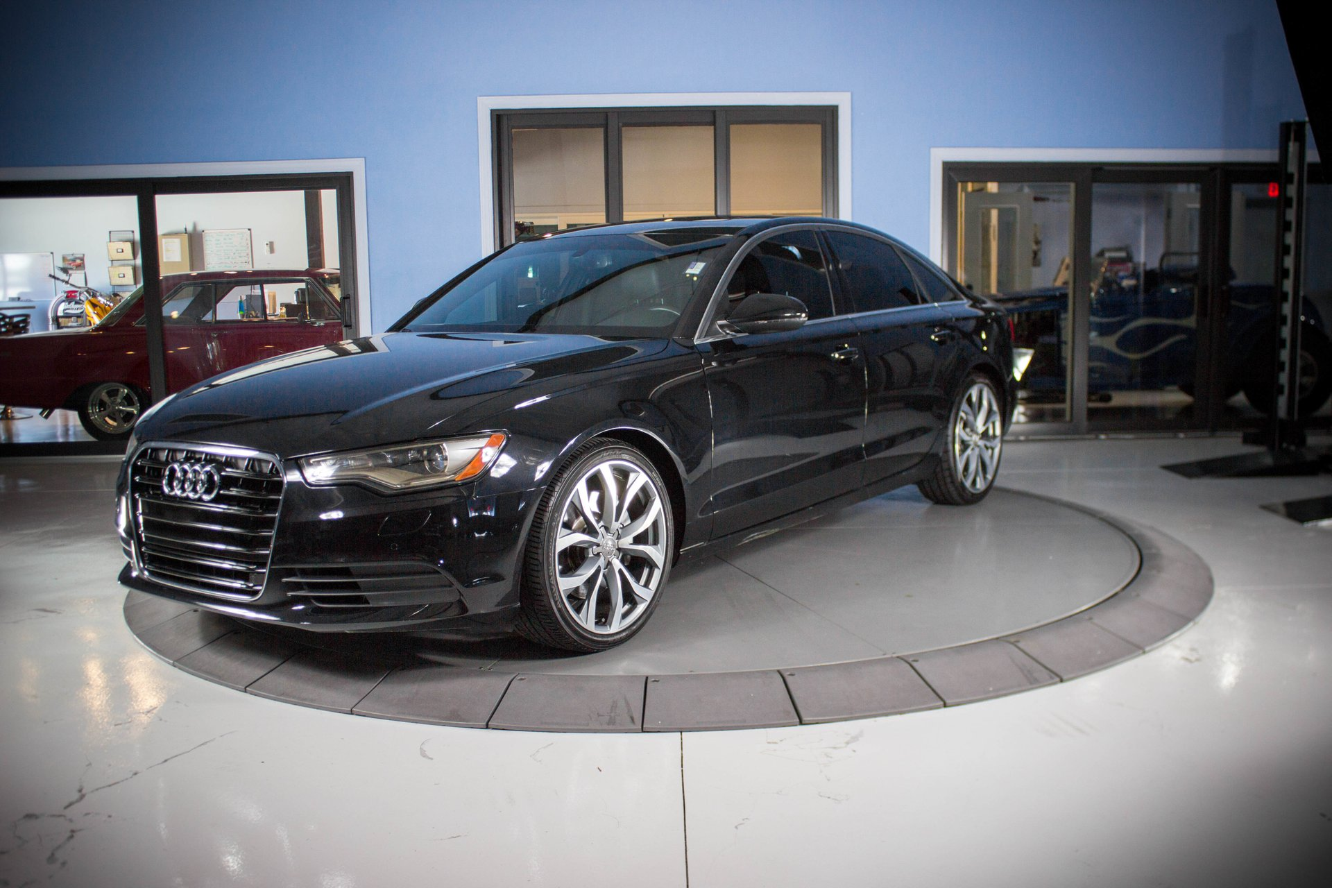 2014 audi a6 classic cars used cars for sale in tampa fl. Black Bedroom Furniture Sets. Home Design Ideas