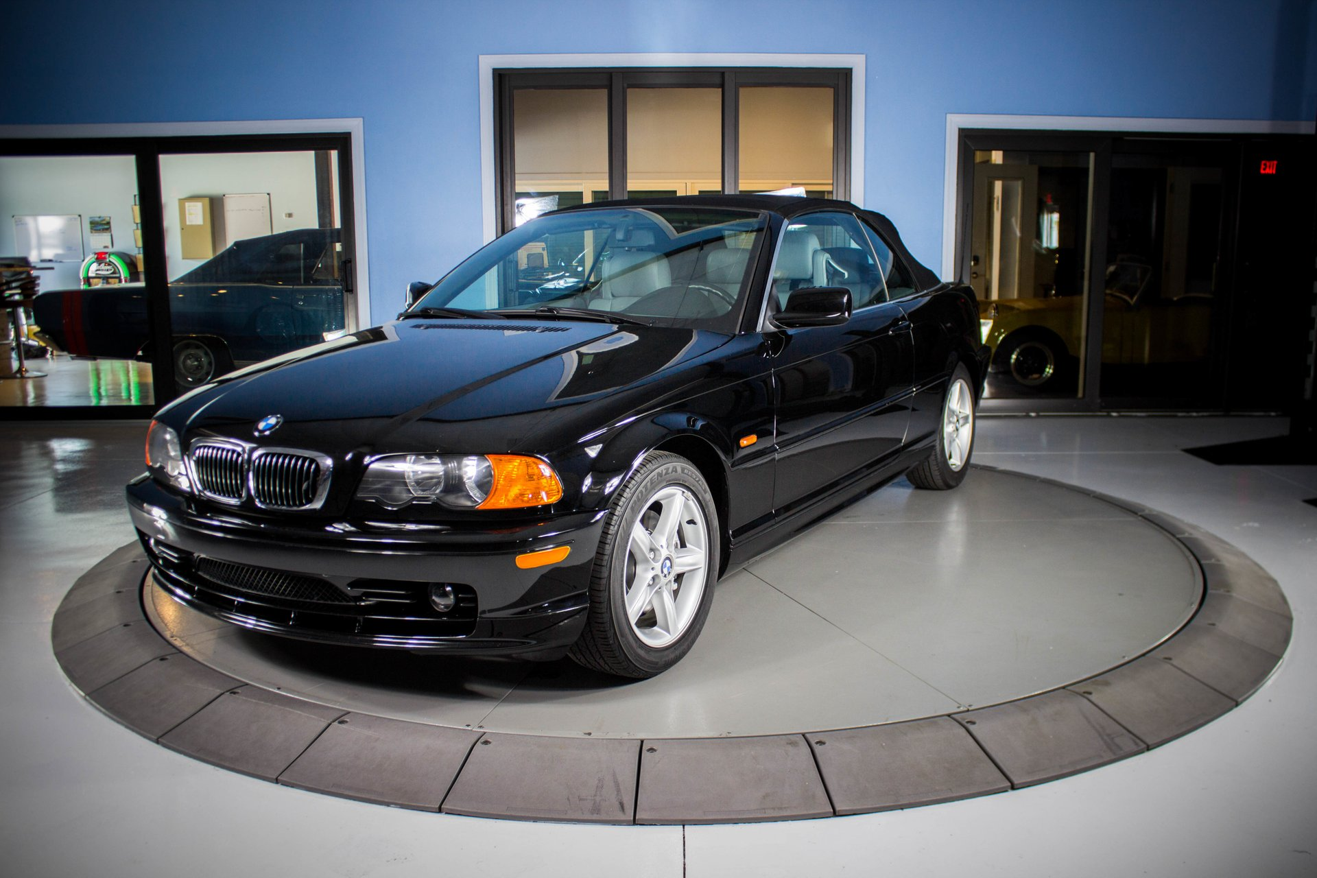 2002 bmw 3 series 325ci 2dr convertible