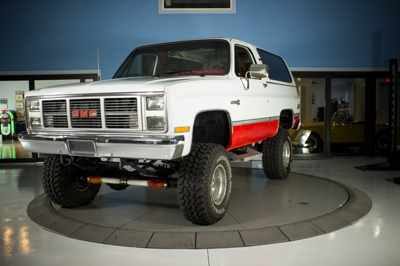 Buy Here Pay Here Tampa >> 1988 GMC Jimmy | Classic Cars & Used Cars For Sale in ...