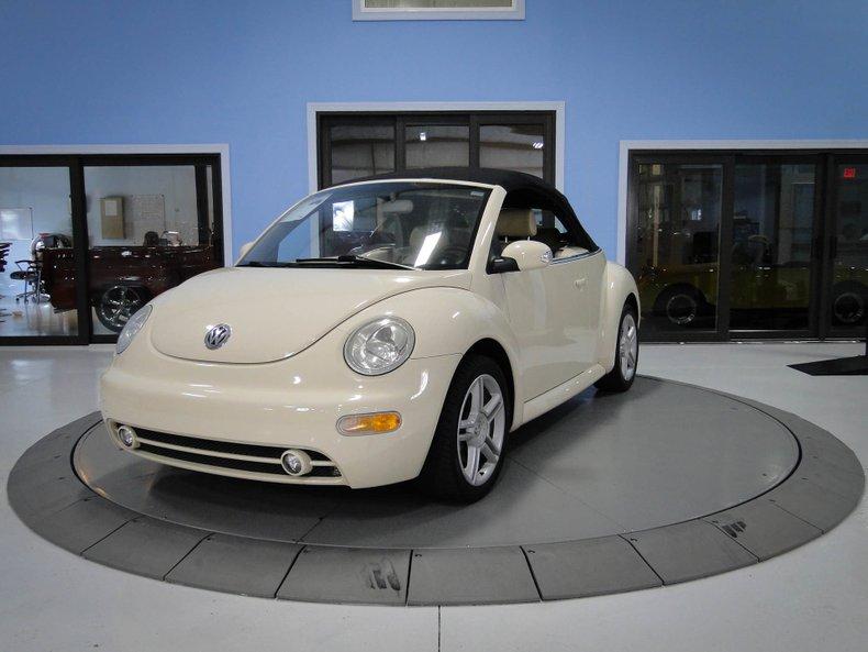 2004 Volkswagen Beetle For Sale