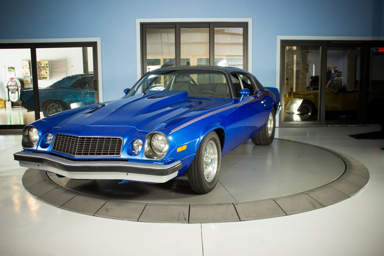1974 Chevrolet Camaro Pro-Street For Sale