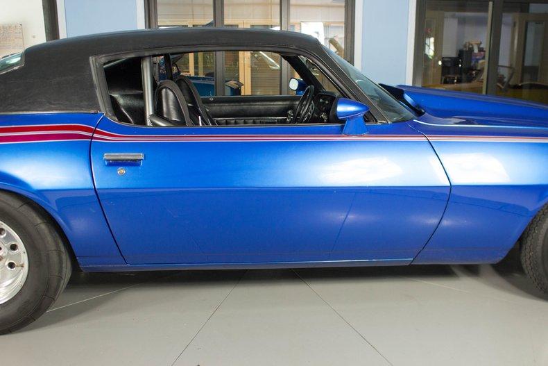 1974 Chevrolet Camaro Pro-Street for sale #100278 | MCG